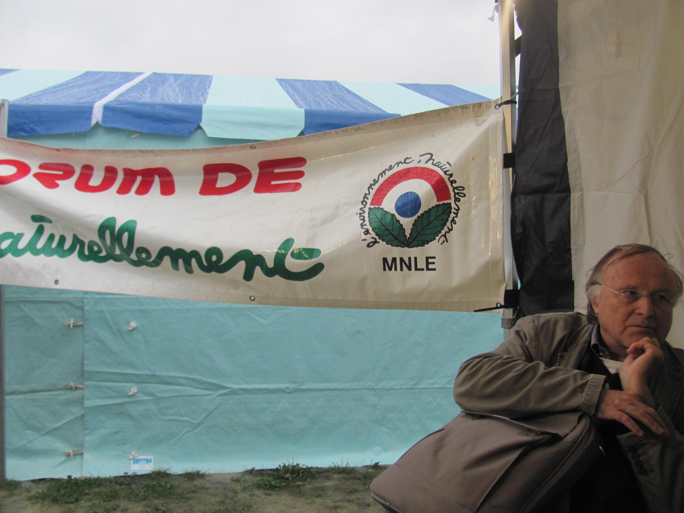 (5) Fête de l'Humanité 2013 :Eau Bien Commun PACA sur la Fête!