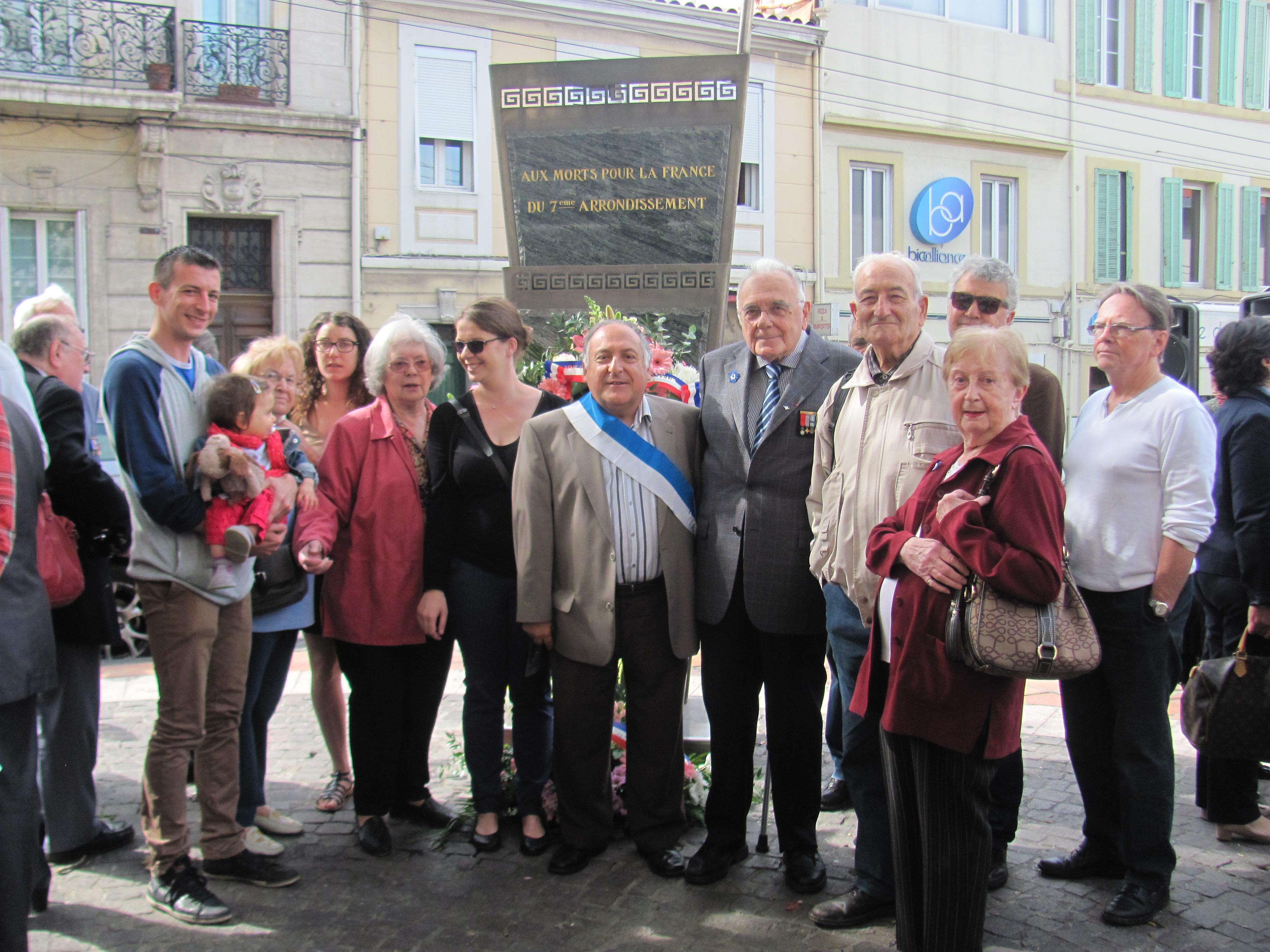 8 mai 1945/ 8 mai 2014 :  La préservation de la Paix passe également par les urnes !