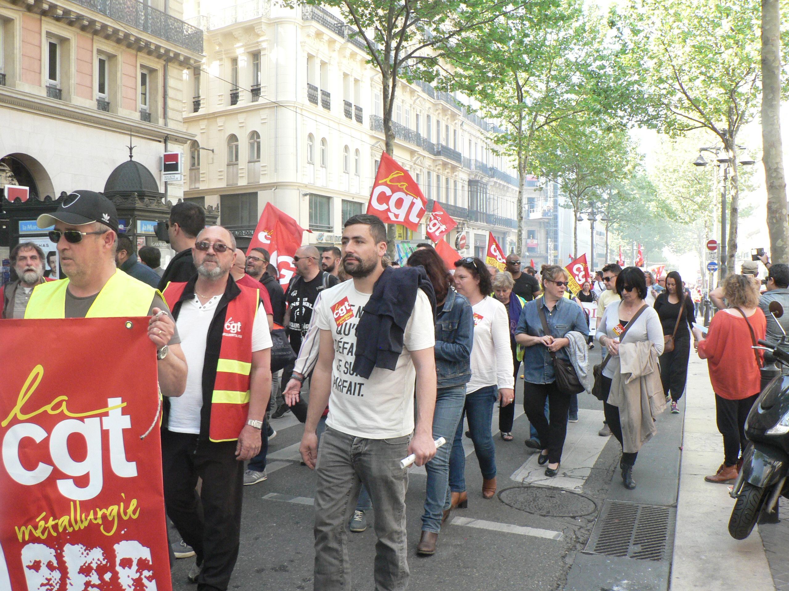 Marseille :  Jeudi 19 avril nouvelle marche du peuple
