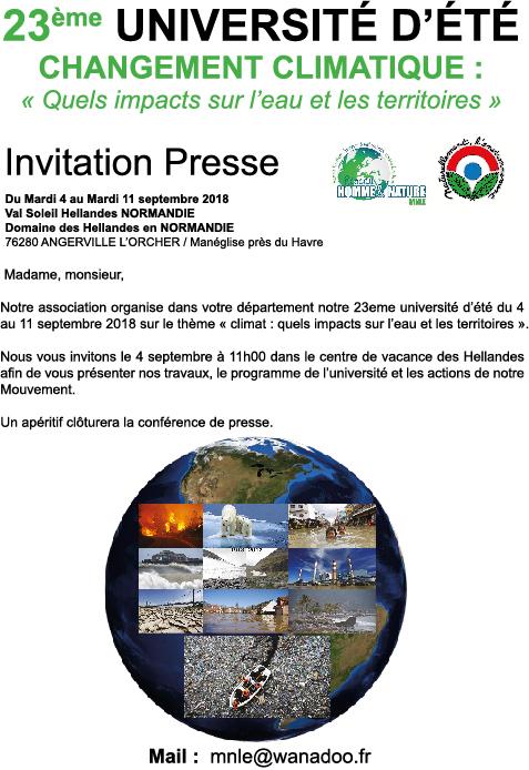 (1) Le Temps des alternatives :  Université du MNLE en Seine et Marne dernière ligne droite !