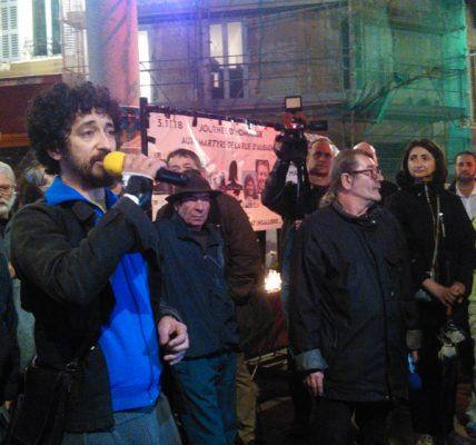 5 novembre 2018 – 5 novembre 2019 : un an de mobilisations et de débats  pour une autre politique – L'alternative politique frappe à la porte du conseil municipal !