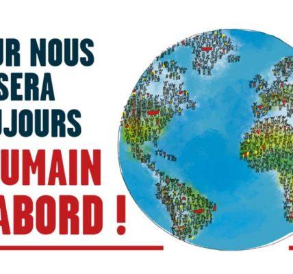 Face au Coronavirus, nous avons besoin de solidarité entre les peuples et les nations d'Europe (Fabien Roussel)