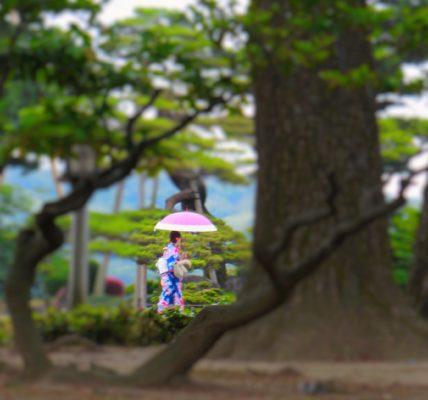 (24) Résistance à la crise sanitaire : reprendre les voyages – téléportation au Japon par Céline HB – On retrouvera les oeuvre de Céline HB artiste peintre le 24 juin dans la Galerie de l'Atelier des Arts
