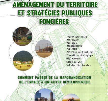 (1) 25e Université d'été du MNLE – NEVERS 2020 – AMÉNAGEMENT du TERRITOIRE / ENJEUX FONCIER