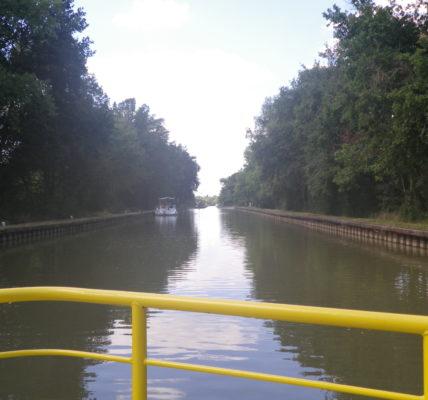 (15) Déambulations Estivales 2020 : Découverte du Canal Latéral de la Loire – Le génie Humain : élévation à la force de l'eau –