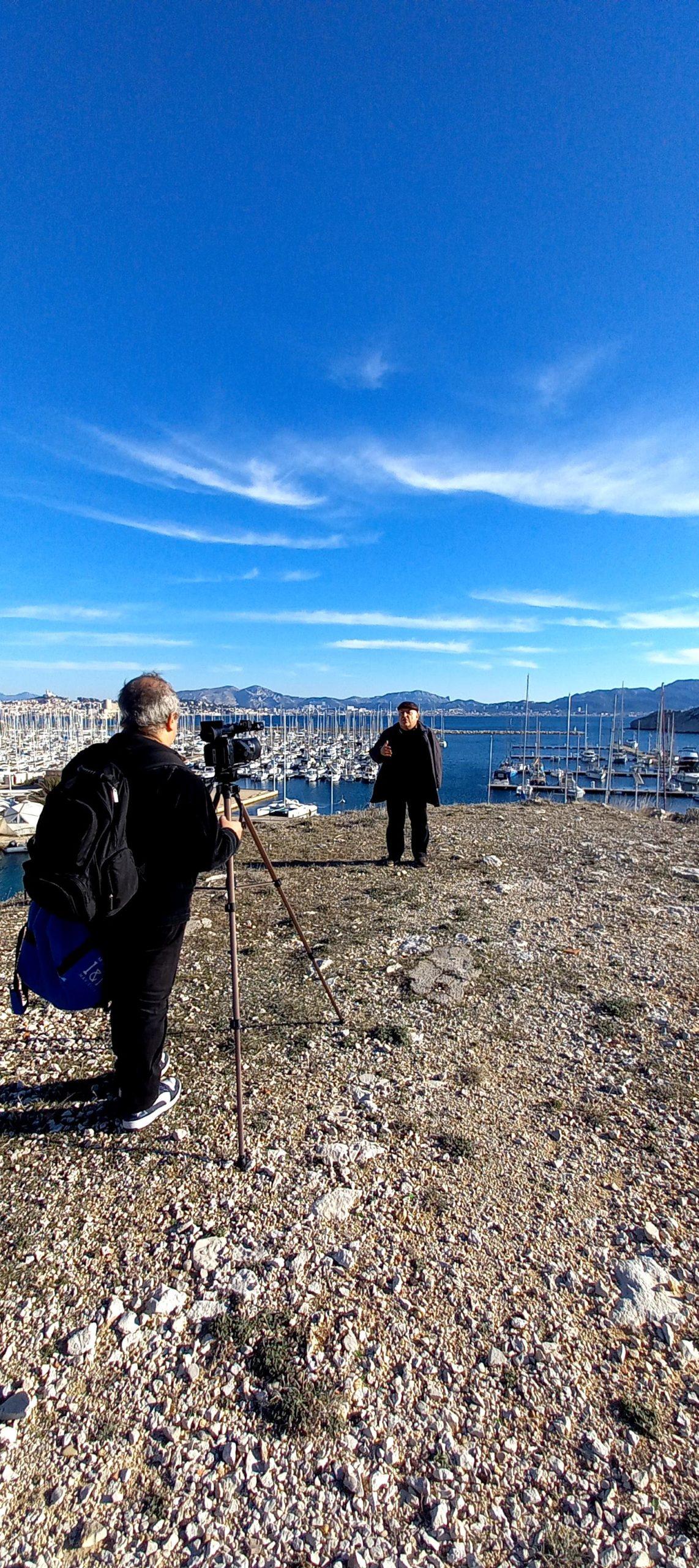 (27) Marseille mandature 2020/2026 : Archipel du Frioul  – Sapin de Noel – antenne médicale – Colis de Noel – actions du CCAS…