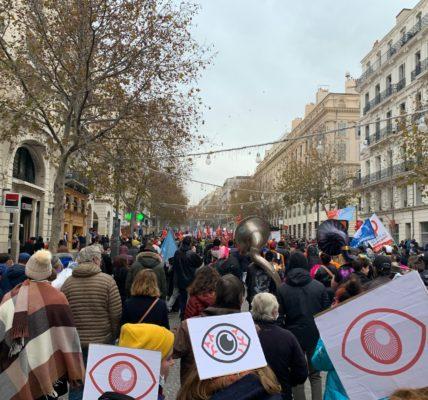 (2) Retirer le projet dit de « sécurité globale » : Nouvelles manifestations et rassemblements – Marseille – Divers et Combatif –