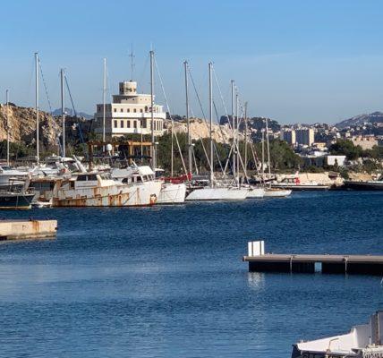(37) Marseille mandature 2020/2026 :  Enfin un local pour l'infirmier du Frioul – Un local est en cours d'aménagement – La structuration d'un pôle  santé est en cours –