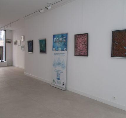 (2) PAC'ARTS : Réunion de travail et élection du bureau de l'association de préfiguration de la SCIC Pac'Arts   dans l'espace culturel Jouenne.