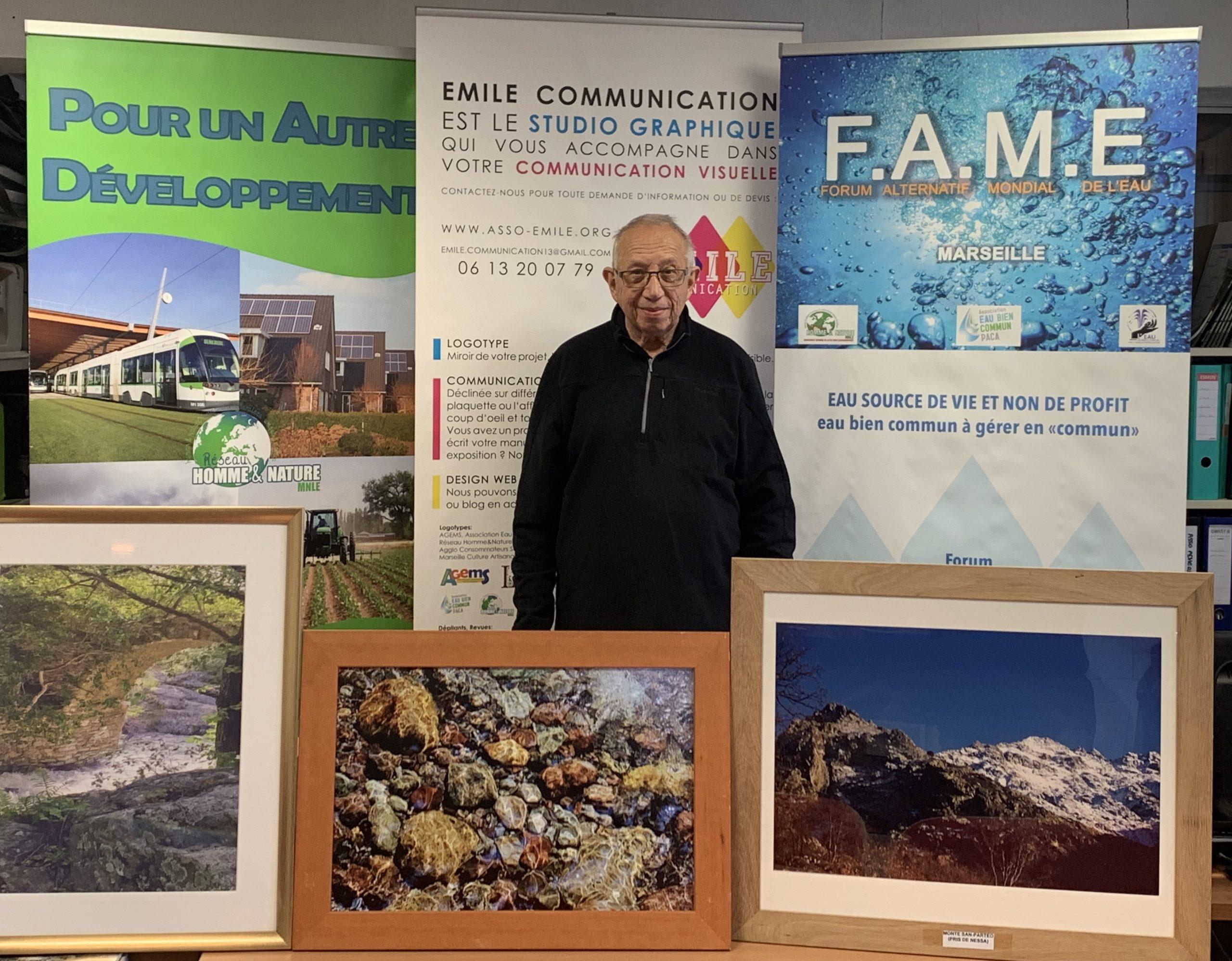 (14) FAME 2021 Marseille : La dimension culturelle de l'eau poursuit son parcours d'expositions – Vauban prochaine étape – Du 21 mai au 12 juin 2021 –