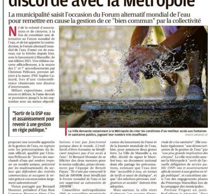 (9) FAME 2021 Marseille : Retour de la conférence de presse du 22 mars 2021 –
