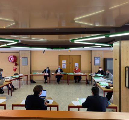 (1) Crédit Municipal : Outil municipal au service des plus pauvres ! L'ancien Mont-de-piété se modernise – Réunion du Comité d'Orientation et Surveillance (COS) le 28 avril 2021.