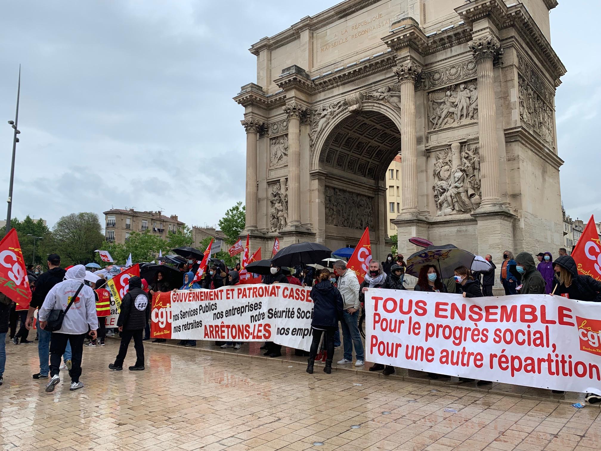 1er Mai 2021 : Luttes – Culture – Solidarité – Fraternité –