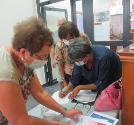 (55) #Marseille mandature 2020/2026 : Samedi 25 septembre matinée studieuse à l'assemblée Générale du Comité d'Initiative et de Consultation d'Arrondissement (CICA)